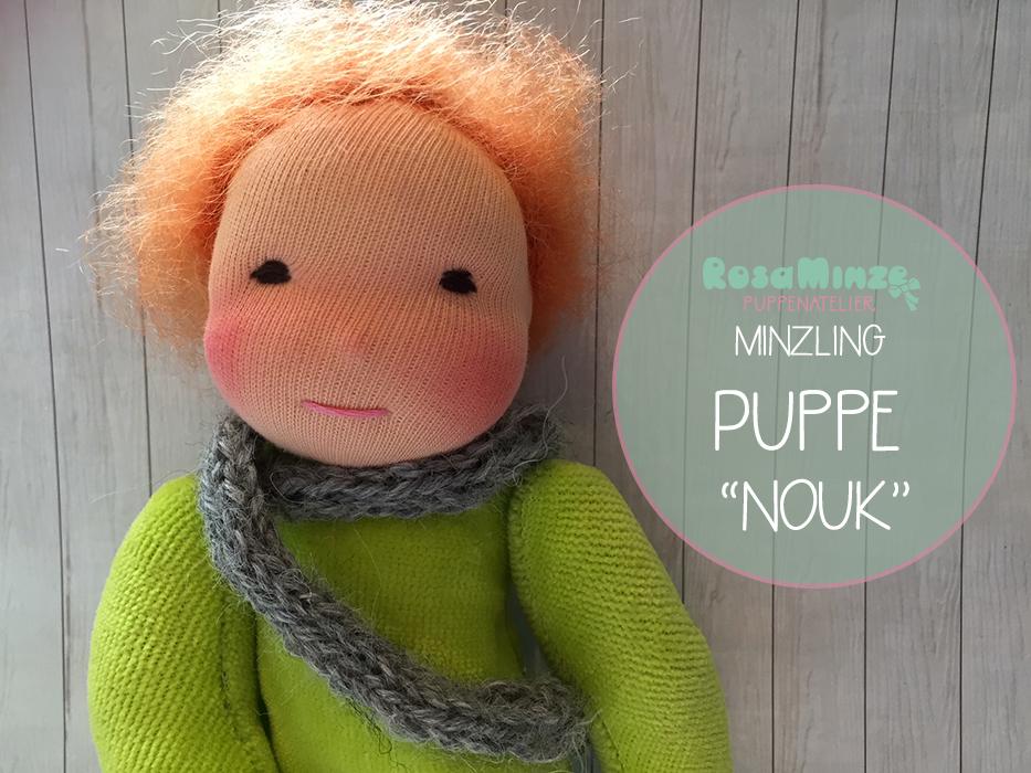 Minzling Puppe Nouk