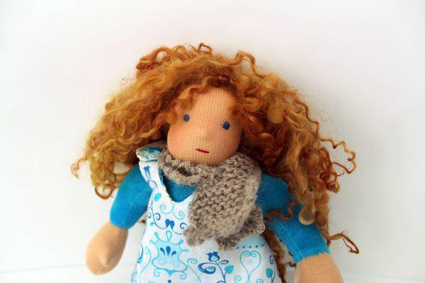 Minzling Puppe Nenij